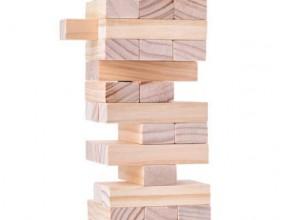 Natur, drevená stavebnica