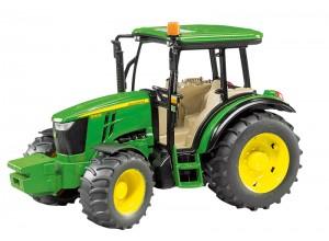 Traktor John Deere 5115M , model v mierke 1:16