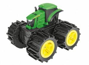 Monster truck John Deere, hračka Monster Traktor