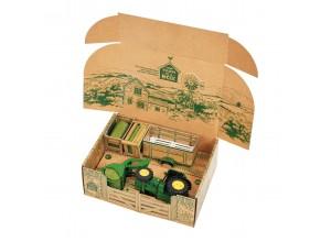 Farma v krabici John Deere