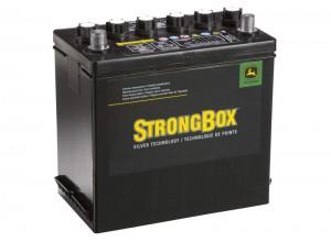John Deere StrongBox akumulátor 47 Ah
