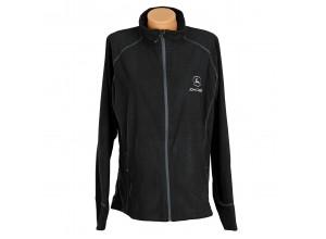 Dámska fleecová bunda John Deere  v čiernej farbe