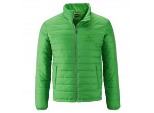Pánska prešívaná bunda John Deere v zelenej farbe