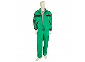 Dvojdielny pracovný odev John Deere, nohavice po pás