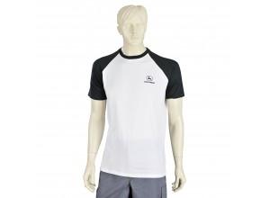 Tričko John Deere bielo-čierne, JD FUNKY