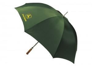 Dáždnik John Deere v zelenej farbe