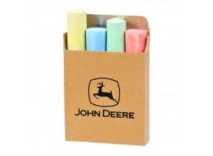 Balenie štyroch kried John Deere pre deti
